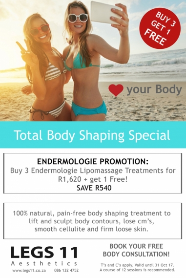 Body shaping promo