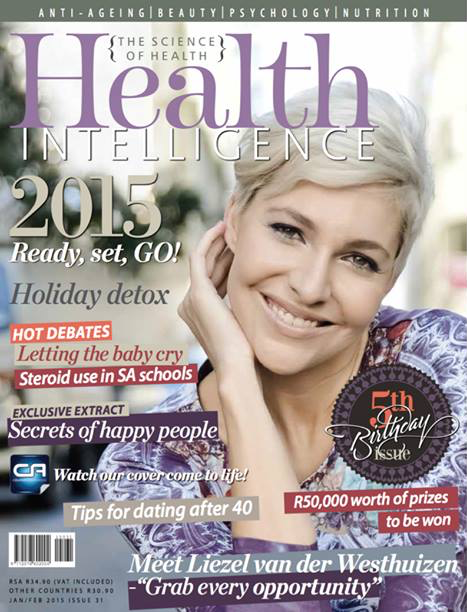 Image result for health intelligence liezel van der westhuizen