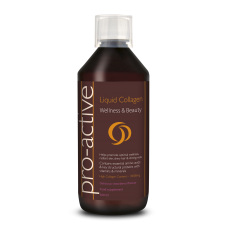 Proactive Liquid Collagen Supplement - Strawberry Flavour